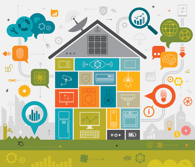 Keep your home secure on the Internet of Things (IoT)